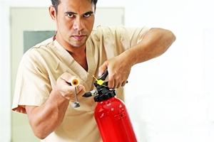 Bilde for kategori Brann -sikring & slukking
