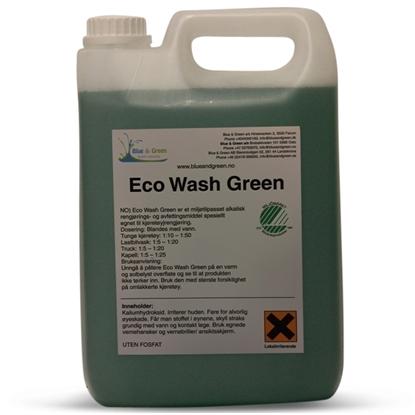 Bilde av Eco Wash Green 5 L