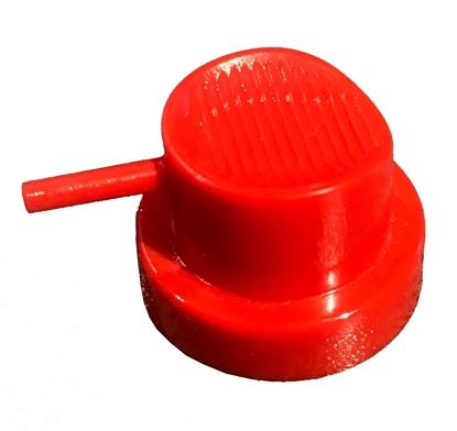 Bilde av Dyse til SA-B og Clean 5000 Hunn Rød m/lite rør