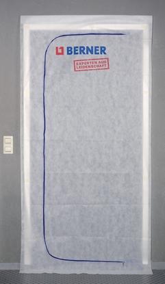 Bilde av Støvdør, fleece 1.1x2.4m